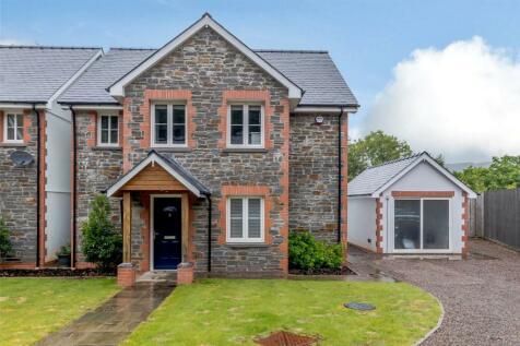 Crib Y Lan, Gwaelod-y-Garth, Cardiff, CF15. 4 bedroom detached house for sale