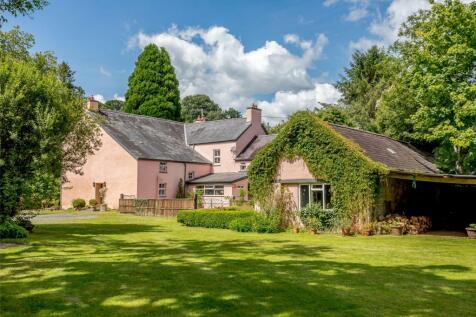 Felindre, Nr Newcastle Emlyn, Carmarthenshire, SA44. 6 bedroom detached house for sale