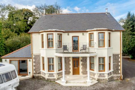 The Tumble, St. Nicholas, Cardiff, CF5. 4 bedroom detached house for sale