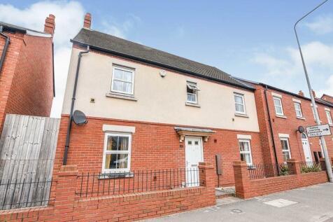 Britannia Way, Hadley, Telford, TF1. 4 bedroom semi-detached house
