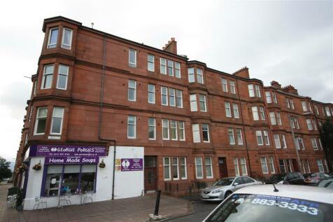 Midlock Street, Glasgow. 2 bedroom flat