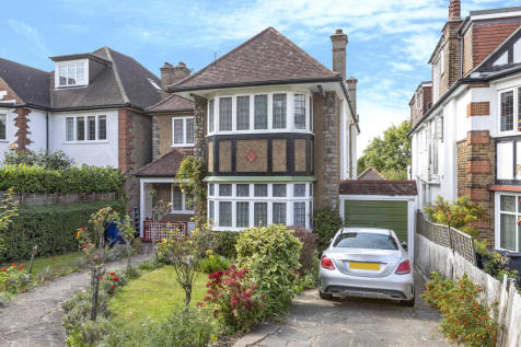 Finchley Road, Golders Green NW11. 6 bedroom detached house for sale