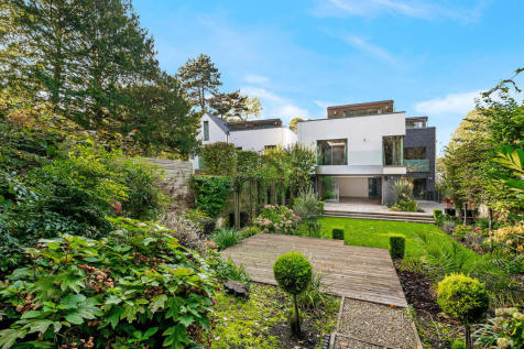 Hampstead NW3. 6 bedroom detached house for sale