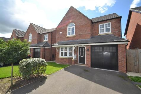 Commissioner Square, PADDINGTON, Warrington, WA1. 4 bedroom detached house