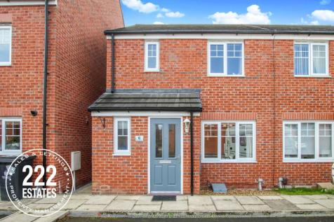 Kerridge Drive, Warrington, WA1. 3 bedroom semi-detached house for sale