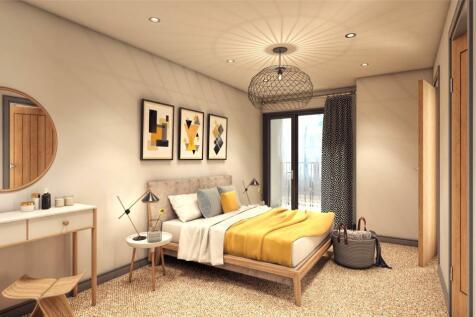 Pearman Court, 19 Collingdon Street, Luton, LU1. 3 bedroom apartment for sale