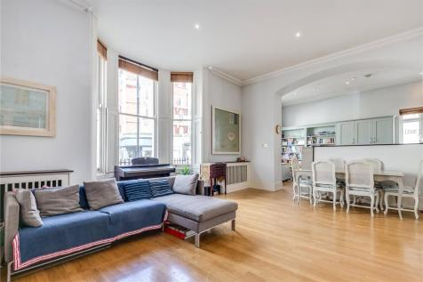 Elvaston Place, London, SW7. 2 bedroom end of terrace house