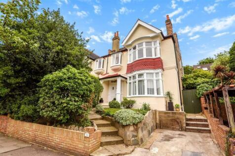 Home Park Road, Wimbledon Park. 4 bedroom semi-detached house