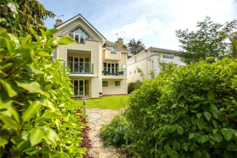 Panorama Road, Sandbanks, BH13. 4 bedroom end of terrace house