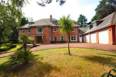 Western Avenue, Branksome Park, Poole, BH13. 6 bedroom detached house for sale