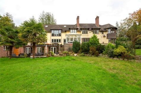 Burton Road, Poole, Dorset, BH13. 7 bedroom detached house