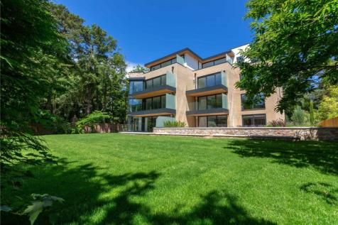 Balcombe Breeze, 2a Balcombe Road, Branksome Park, Poole, BH13. 4 bedroom penthouse