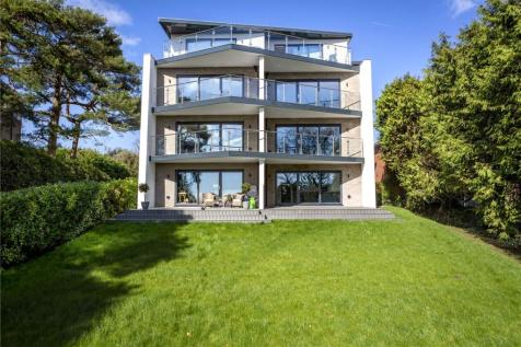 Wentworth Heights, 26 Birchwood Road, Lower Parkstone, Poole, BH14. 3 bedroom apartment
