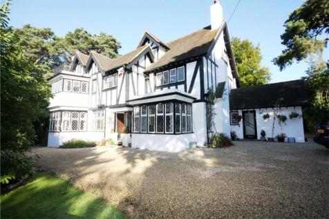 Western Road, Branksome Park, Poole, BH13. 5 bedroom detached house