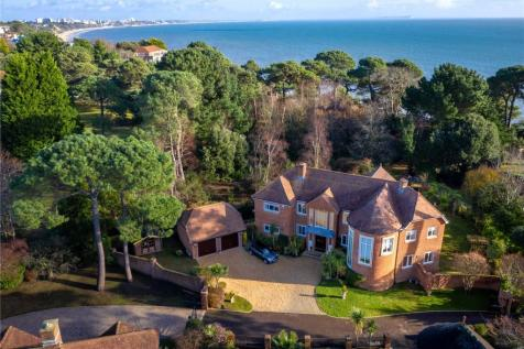 Chaddesley Glen, Poole, BH13. 5 bedroom detached house