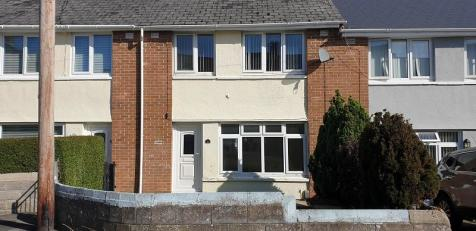 Dafydd Place, Barry, The Vale Of Glamorgan. CF63 1RN. 3 bedroom semi-detached house