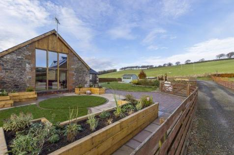 NEW - Blacks House Farm Steading, Thankerton. 4 bedroom detached house for sale