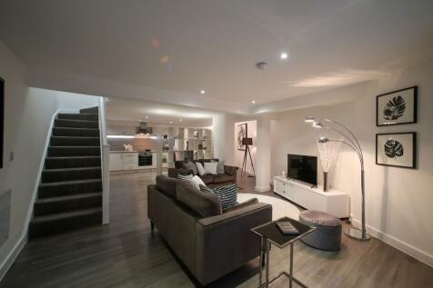 Derngate, Northampton. 2 bedroom apartment for sale
