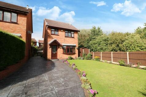 Chilgrove Close, Birches Head, Stoke-On-Trent. 3 bedroom house