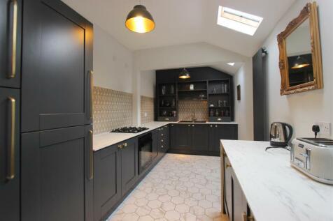 South Terrace, Darlington. 4 bedroom terraced house for sale