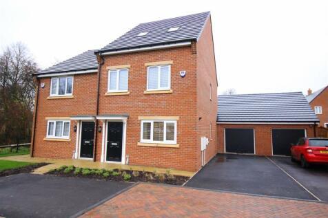 Mcmullen Road, Darlington. 4 bedroom semi-detached house for sale