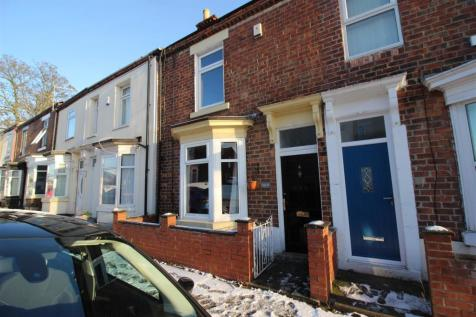 Grass Street, Darlington. 2 bedroom terraced house for sale