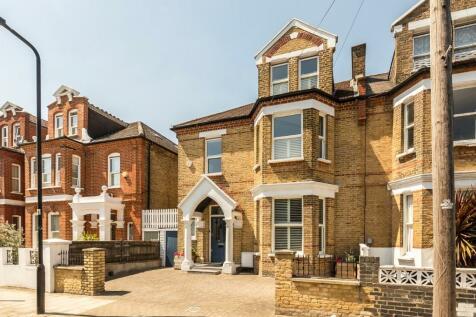 Barrow Road, London, SW16. 5 bedroom semi-detached house for sale
