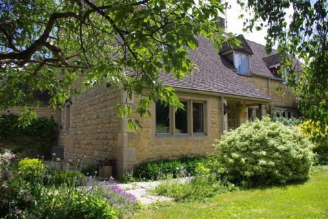 Mill Lane, Lower Slaughter, Gloucestershire. 3 bedroom semi-detached house