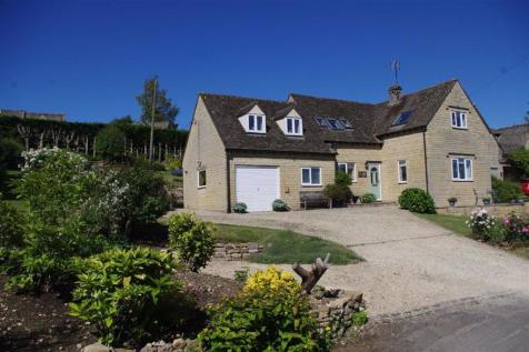 Clapton-on-the-Hill, Gloucestershire. 4 bedroom detached house