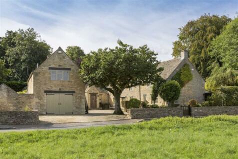 Farmington, Cheltenham, Gloucestershire. 4 bedroom detached house