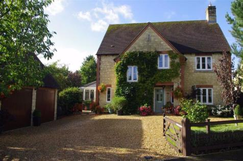 Smith Barry Road, Upper Rissington, Gloucestershire. 4 bedroom detached house
