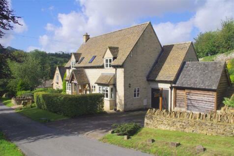 Naunton, Gloucestershire. 4 bedroom detached house
