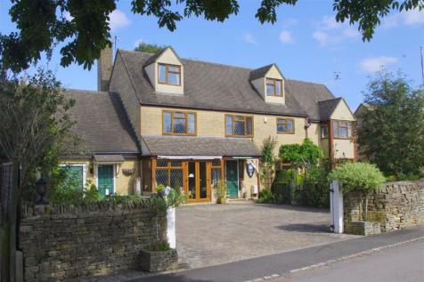 Pockhill Lane, Bourton-on-the-Water, Gloucestershire. 6 bedroom detached house