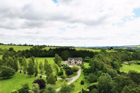 Ham Hill, Cheltenham, Gloucestershire. Farm land for sale