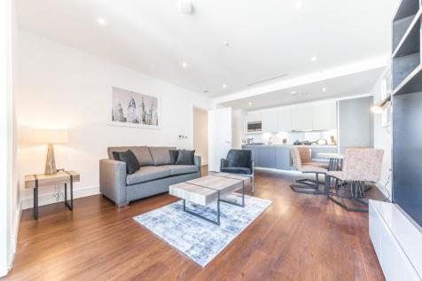 Maine Tower, 9 Harbour Way, London, E14. 1 bedroom apartment