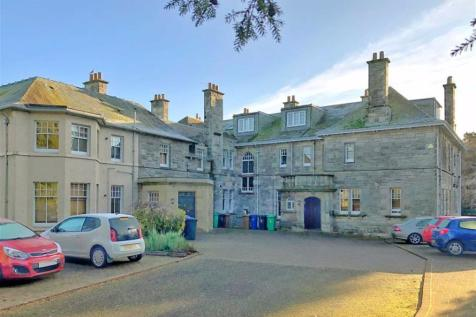 Flat 1 Hepburn Hall, 74, Hepburn Gardens, St Andrews, Fife, KY16. 3 bedroom flat for sale