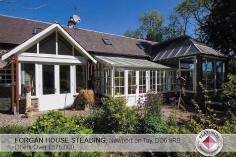 Forgan House Steading, Newport-On-Tay, Fife, DD6. 6 bedroom detached house for sale