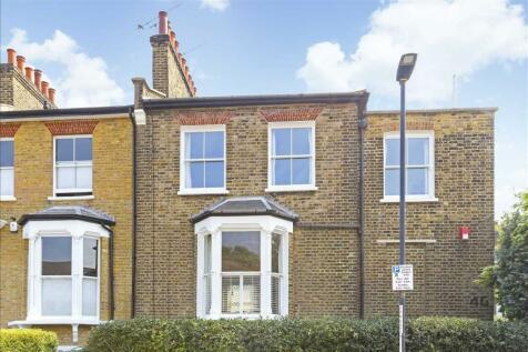 Egerton Drive, Greenwich. 4 bedroom end of terrace house