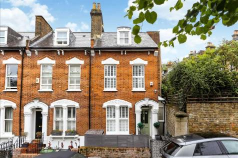 Dartmouth Hill, Greenwich. 3 bedroom house