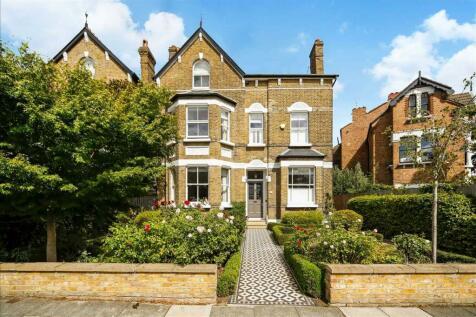 Westcombe Park Road, Blackheath. 6 bedroom detached house