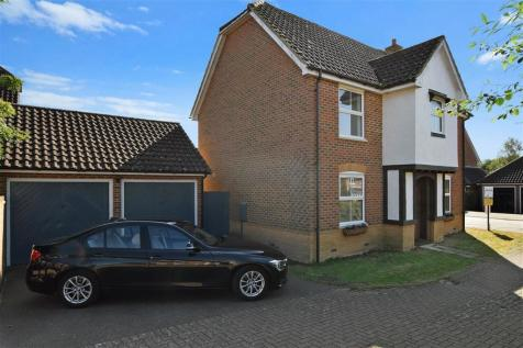 Victoria Drive, Kings Hill, West Malling, Kent. 4 bedroom detached house for sale