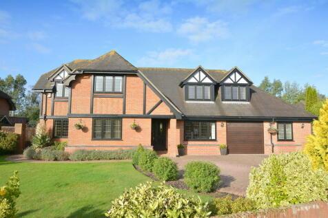 Hinton Martell, Wimborne. 5 bedroom detached house