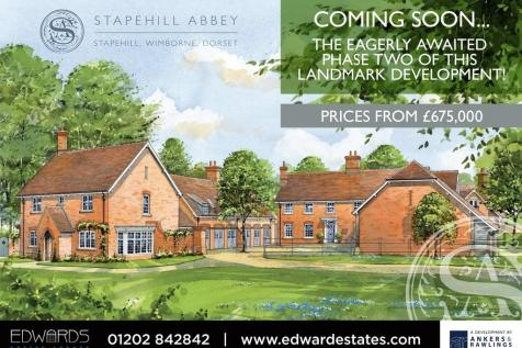 STAPEHILL ABBEY - PHASE 2. 3 bedroom semi-detached house