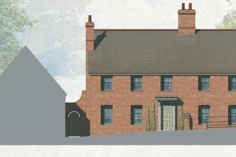 UNIT 48, STAPEHILL ABBEY - PHASE 2. 3 bedroom semi-detached house