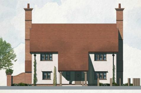 UNIT 52, STAPEHILL ABBEY - PHASE 2. 4 bedroom detached house