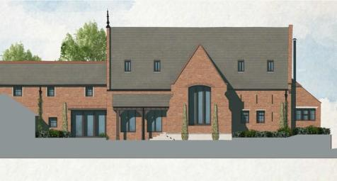 STAPEHILL ABBEY - PHASE 2. 4 bedroom semi-detached house