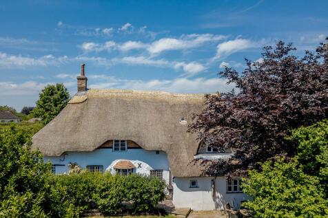 Tarrant Monkton, Blandford Forum. 3 bedroom cottage