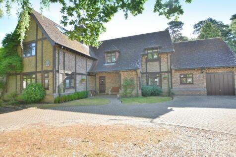 Park Homer Road, Wimborne. 7 bedroom detached house
