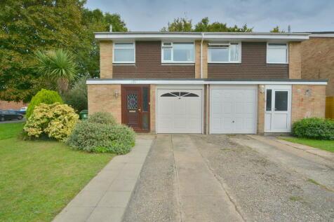 King John Avenue, Bournemouth. 3 bedroom semi-detached house