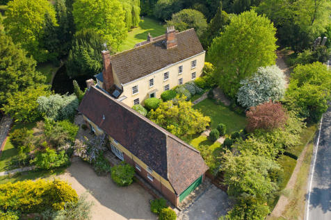 Stoke by Clare, Sudbury, Suffolk. 7 bedroom detached house for sale